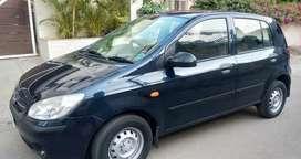 Hyundai Getz GLE, 2007, Petrol