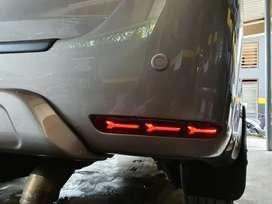 LED Bumper Belakang Innova Reborn Venturer Lambo