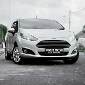 Ford Fiesta Trend 1.5 AT th 2014