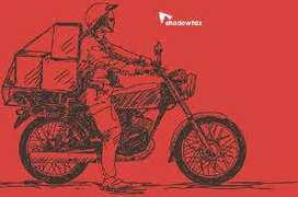 We need delivery partners for food delivery-(Andrapradesh-guntur)
