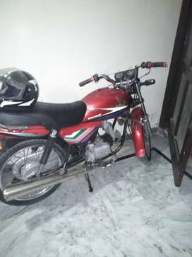 Honda c.d 100. Genuine condition for urgently sale