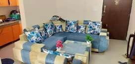 7 SEATER SOFAA New  (slip  nahi hai ) 2 month old N