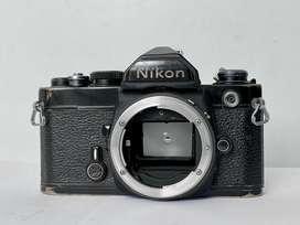 Vintage Film Camera Nikon Antique