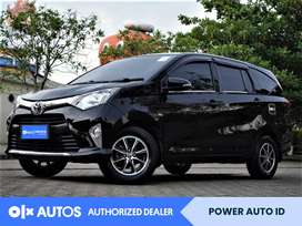 [OLX Autos] Toyota Cayla 2017 G 1.2 Bensin M/T Hitam #Power Auto ID