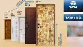 TATA STEEL door & windows from AQuality interiors