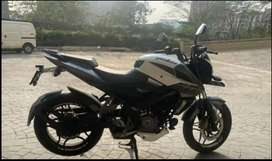 Want to sell my bajaj pulsar ns 200 ( 2nd hand owner 2018 model)