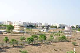 Low cost open plots adjcent to national highway