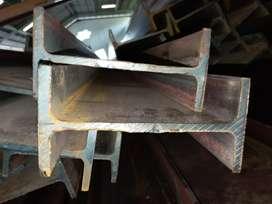 Distributor Baja WF, Sheet pile, besi beton, kanal Cnp,Wiremesh, dll