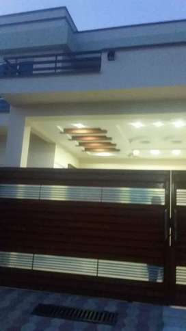 House for rent in new  model town bimber road gujrt
