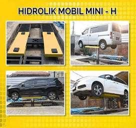 Hidrolik Mobil IKAME  Sangat Terjamin Kualitas & Mutunya Type MINI-H