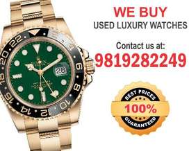 We are dealer in Luxury Watches.  We sell and buy hgh end Watches  Sec