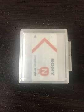 Brand new like Sony Cyber-shot Battery
