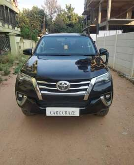Toyota Fortuner 2.8 4WD AT, 2018, Diesel