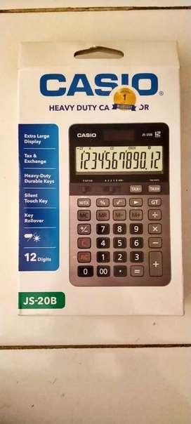 Kalkulator Casio JS-20B
