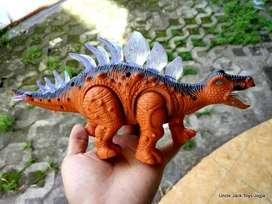 Mainan Anak - Robot Dinosaurus Century - Stegosaurus