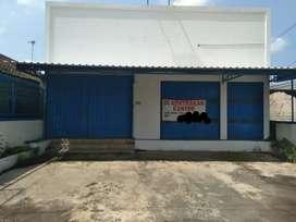Disewakan Kantor Gudang berikut Mess Karyawan daerah Serang Anyer
