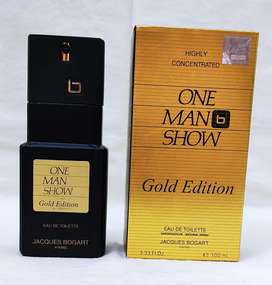 One Man Show Gold and Ruby Perfumes by Jacques Bogart