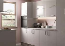 High Gloss Kitchens, Almirah, LCD Unit, Sofa Set, Office Furniture...