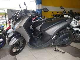 Yamaha Lexi 2019 di Rafael motor Teluk Dalam