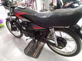 Yamaha king mantap