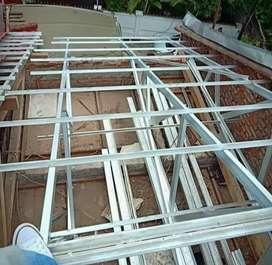 layanan pasang atap baja ringan ANTI BOCOR