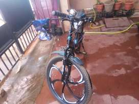 I want to sell my new 2month cycle