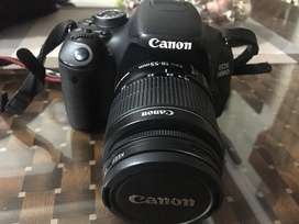 Canon DSLR Camera | Model EOS 600 D | Japan | Brand New Condition