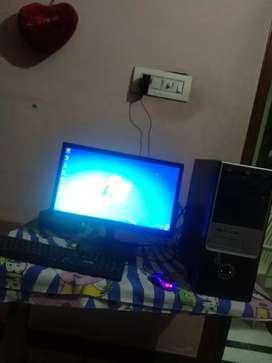 Computer with all setup