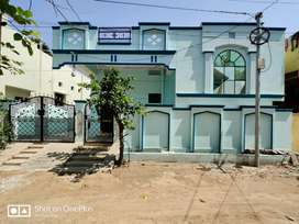 2BHK, open space, car parking, independent house with vastu