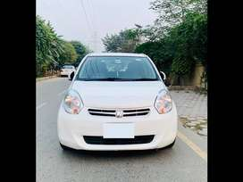 toyota passo 2010 on easy installment in corporate