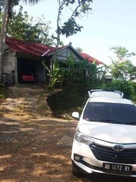 SELATAN RSUD SAPTOSARI Rumah 3 Kamar Cuma 1km Jalan Panggang