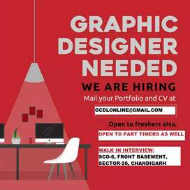 Talented Graphic Designer Needed!