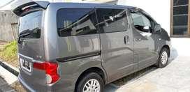 Nissan Evalia XV MANUAL Pemakaian 2014