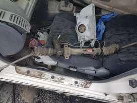 Mitsubishi Lancer steering Rack