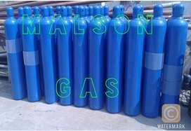 Termurah Tabung Baru 6m3 + Isi Gas Oksigen