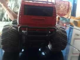 Hammer remote condrol car