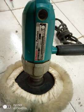 makita 9218PB ( polisher /poles )
