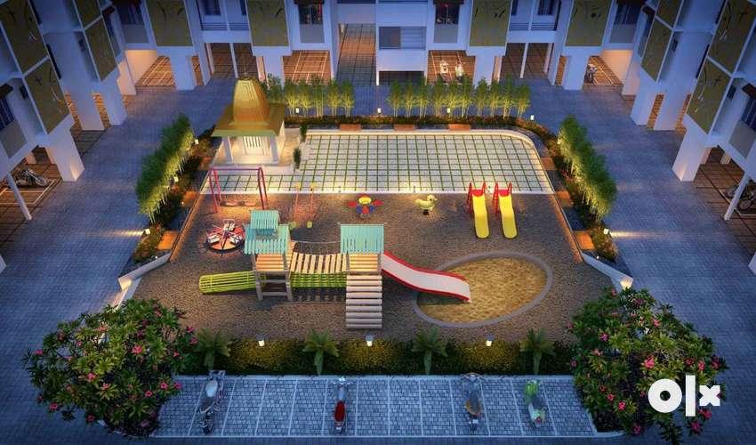 Studio Apartment for Sale in Rs. 14.80L (All Inclusive)-Katvi, Talegao 0