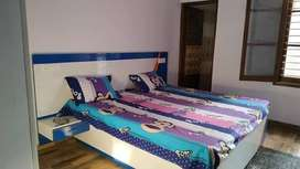 IN 14.90 FULLY FURNISHED 1 BHK FLAT AT KHARAR LANDRAN RD,MOHALI,SEC127