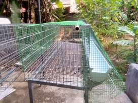 Hi.tech chicken cage, dog cage