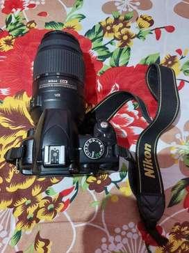 Nikon DSLR new condition