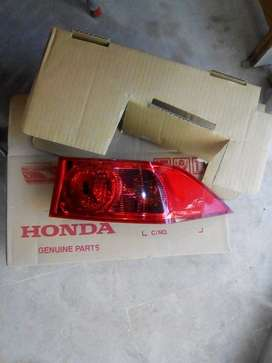 Honda accord cl7 cl9 back rear fender light (1 ps price new dabba pack