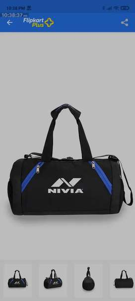Nivia gym bag or for any other purposes