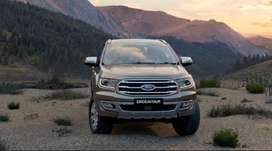Ford Endeavour for ₹ 3.50 Lakh Down-Payment