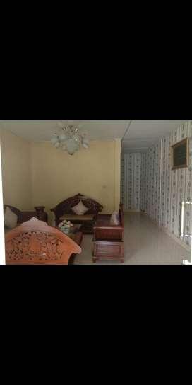 Rumah disewakan+perabot