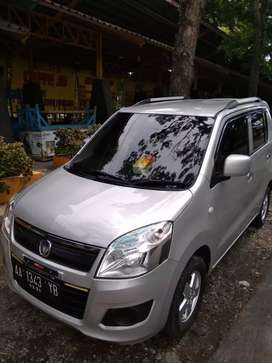 Dijual karimun wagon r 2014.