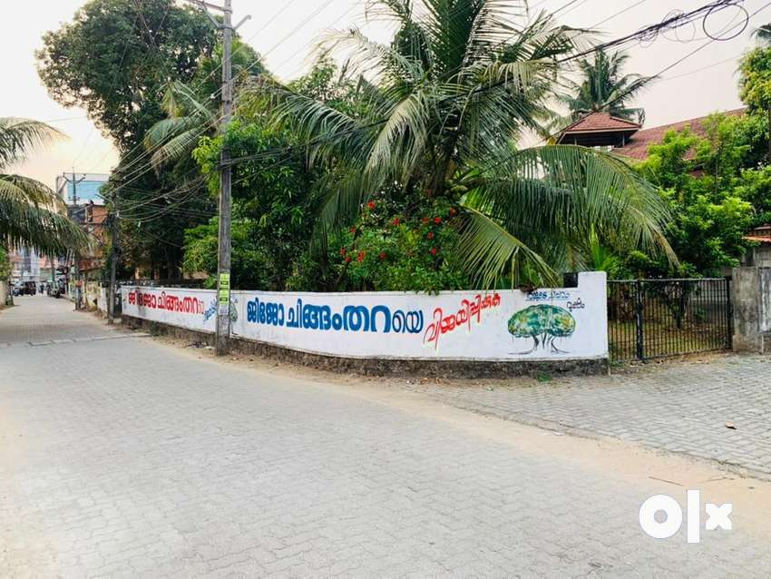 Edapally toll marottichuvad 7cent plot cent 20lakh final rate