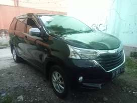 Toyota avanza G 2017 manual ori