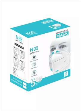 JCB Certified Mask Rs 20 For Sale