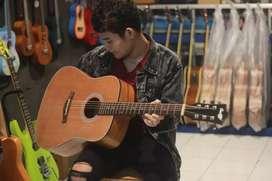 Gitar akustik original gw 240 ns